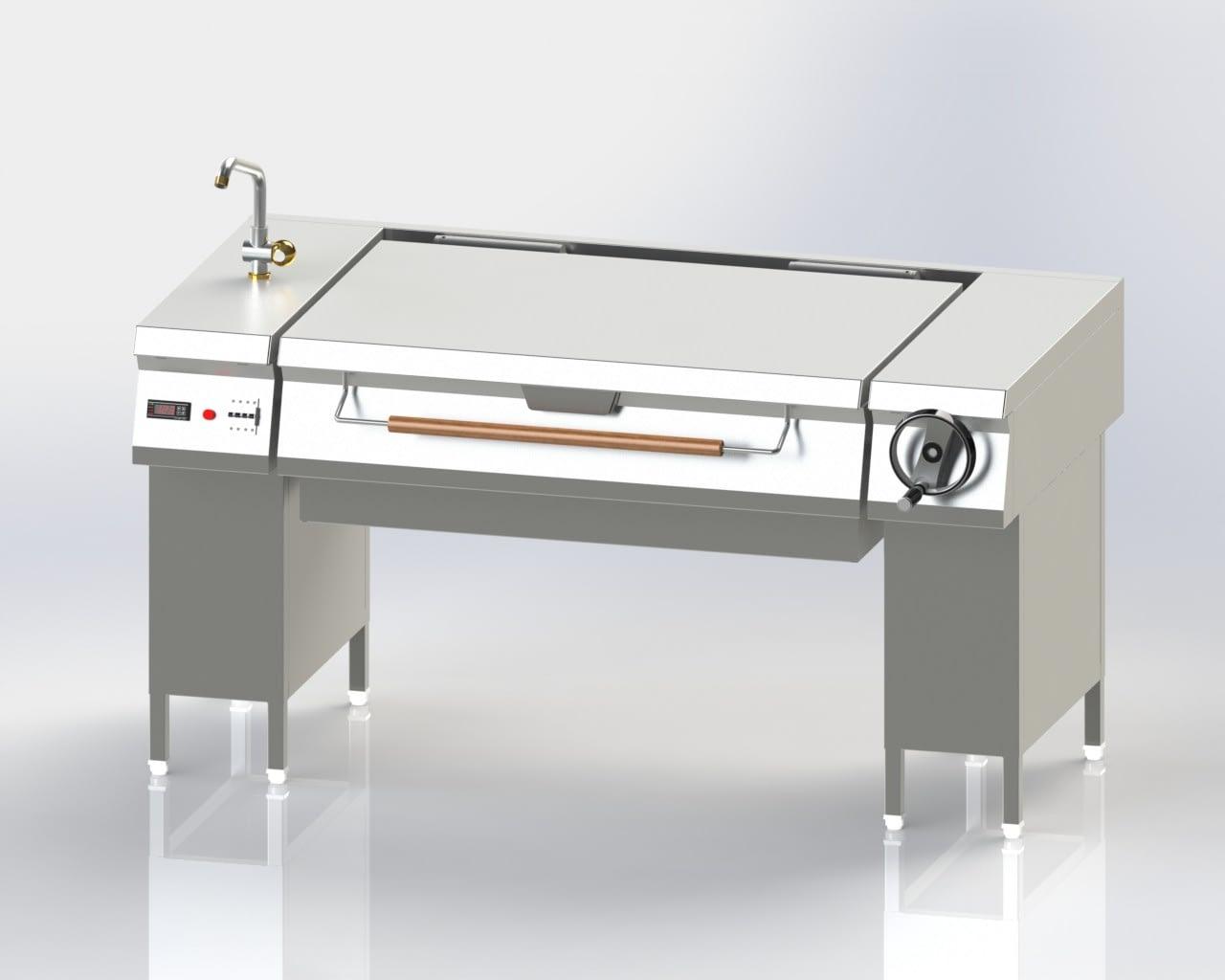 Tilting Bratt Pan (Electrical)