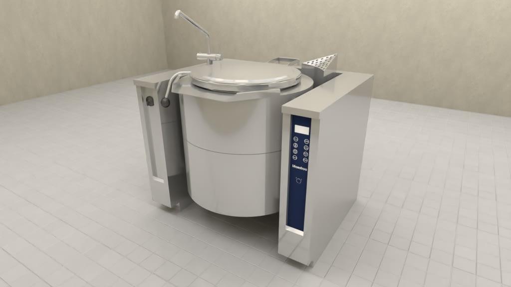 Maestroo Boiling Pan Gas