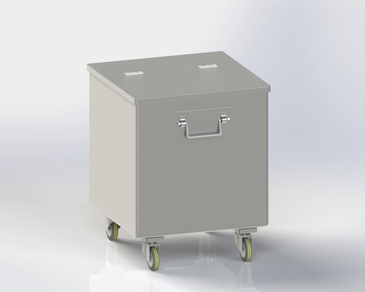 Storage Bin/ mobile