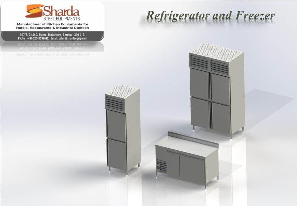 Refrigeration Cooling Equipment