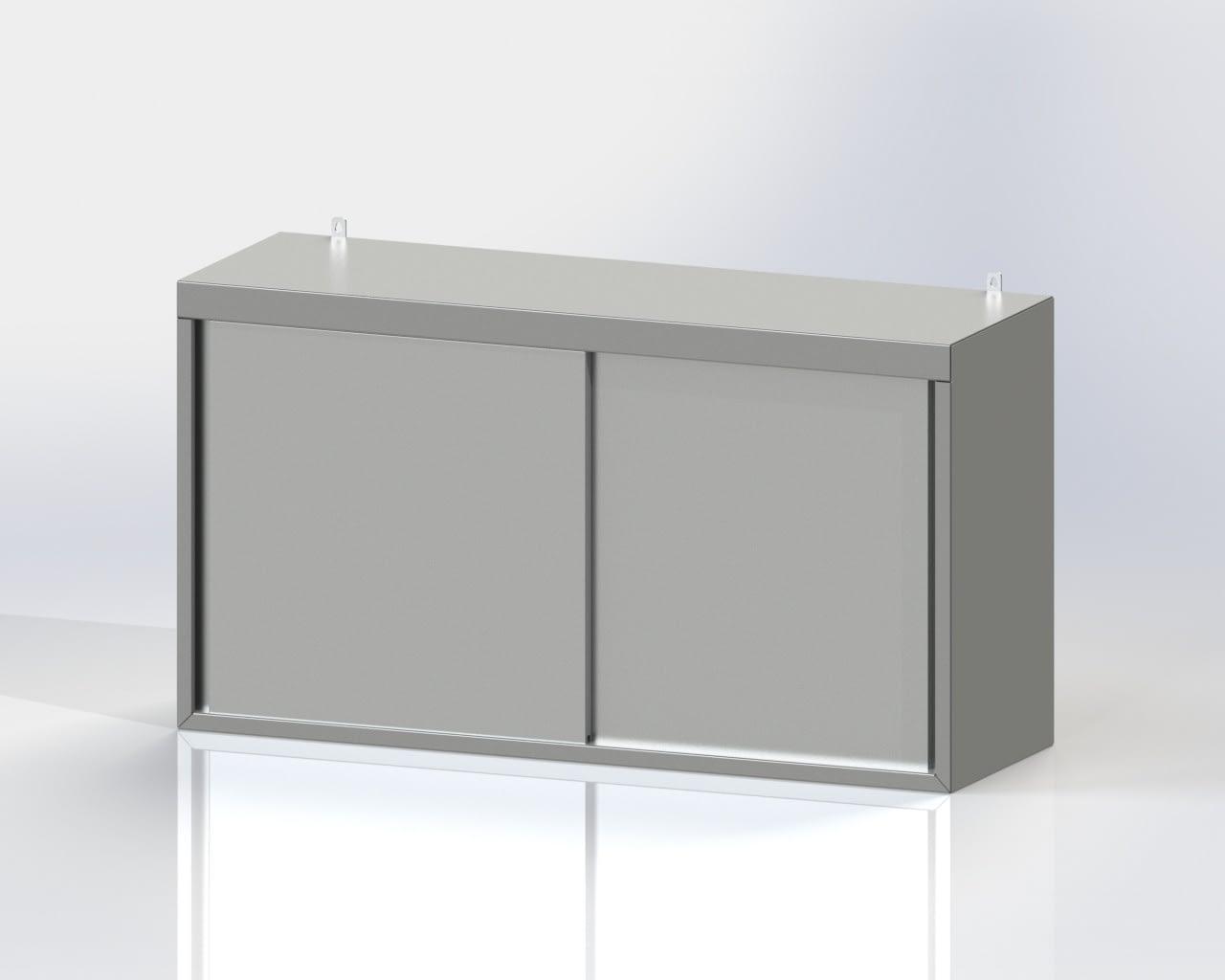 Wall Mount Cupboard/Sliding Doors