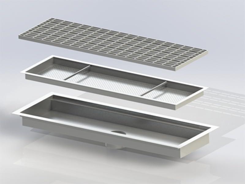 SS Kitchen Drain-box-2