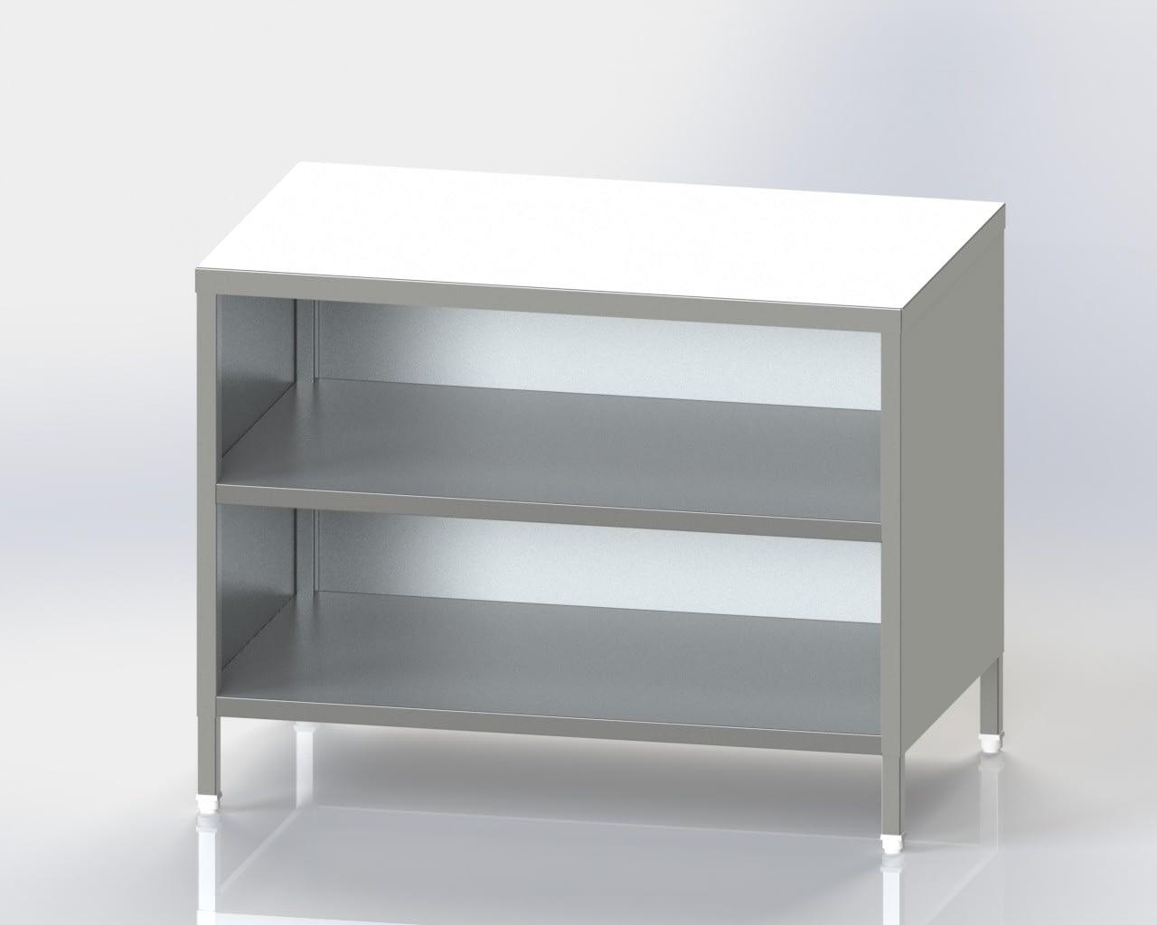 Thali Counter / Lower and Intermediate Shelf