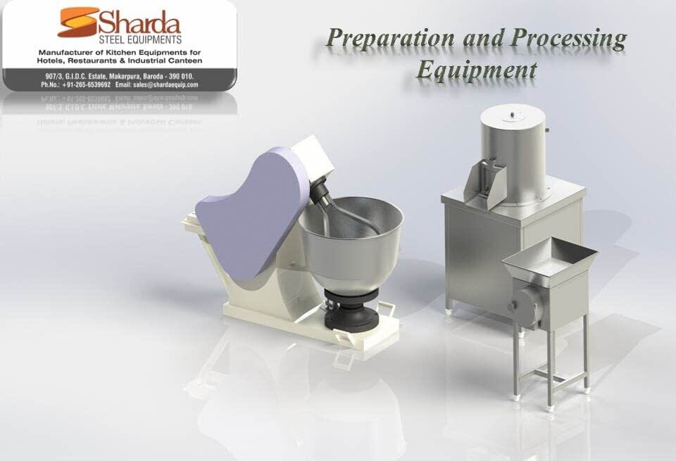 Food Preparation and Processing Equipment