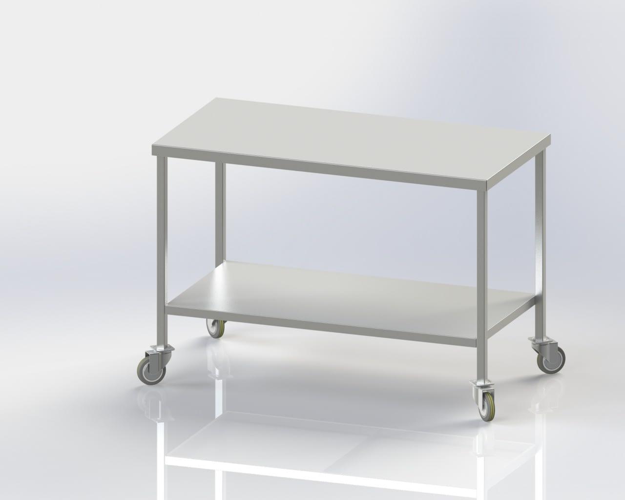 Mobile Table/Lower shelf