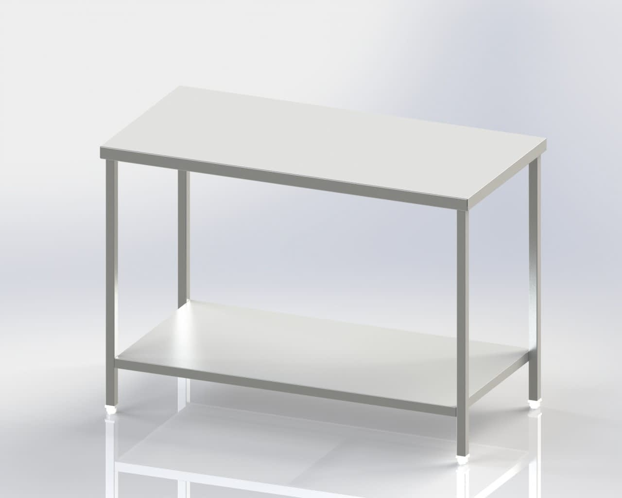 Work Table/Under Shelf