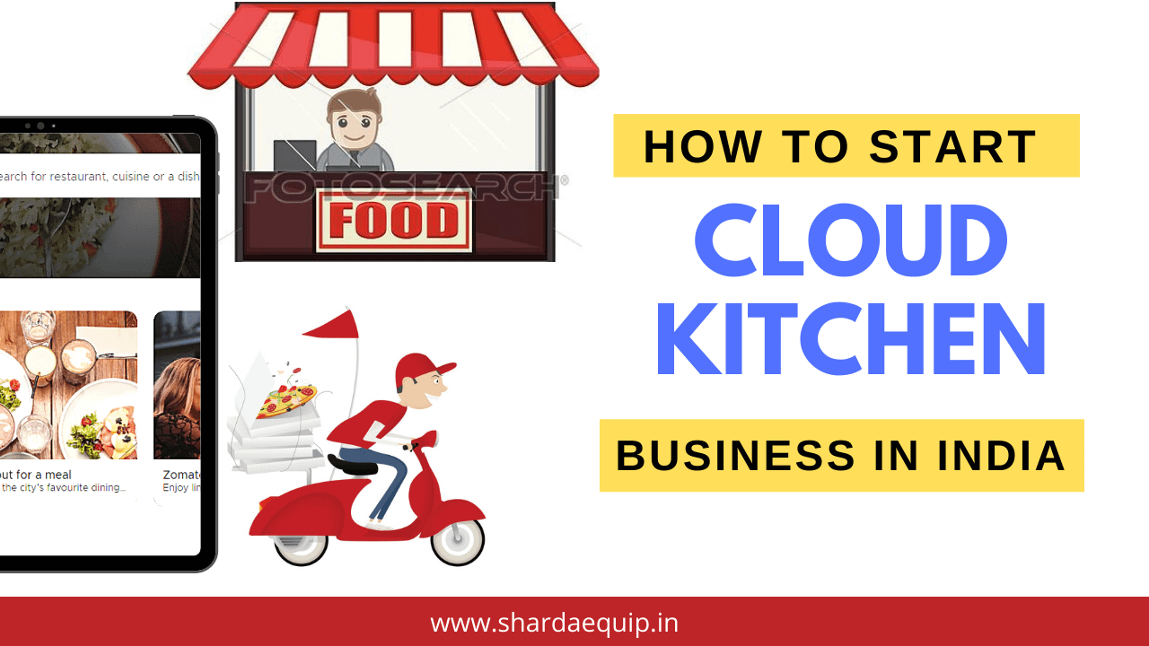 How To Start Cloud Kitchen Business In India